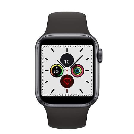 Deportes SmartWatch, W55 ECG Inteligente Reloj 1.4 Pulgadas ...