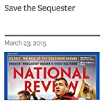 Save the Sequester | Stephen Moore