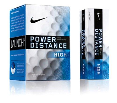 Nike Power Distance High Dozen Golf Balls