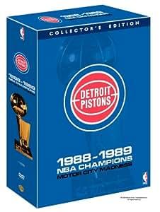 Detroit Pistons: 1988-1989 NBA Champions - Motor City Madness