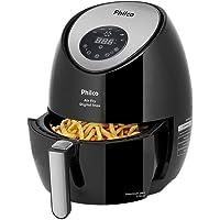 Fritadeira air fry, Digital inox, 3.2L, Preto, 110v, Philco