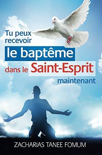 Tu Peux Recevoir Le Baptâme Dans Le Saint-Esprit Maintenant (Aide Pratique Pour Les Vainqueurs) (Volume 17) (French Edition) pdf epub