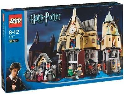 Lego Harry Potter 4757 Hogwarts Amazon De Spielzeug