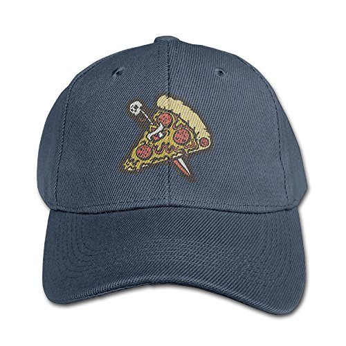 Price comparison product image PIZZA KNIFE ENAMEL PIN COOL Flat Brim Baseball Caps Cool Hat