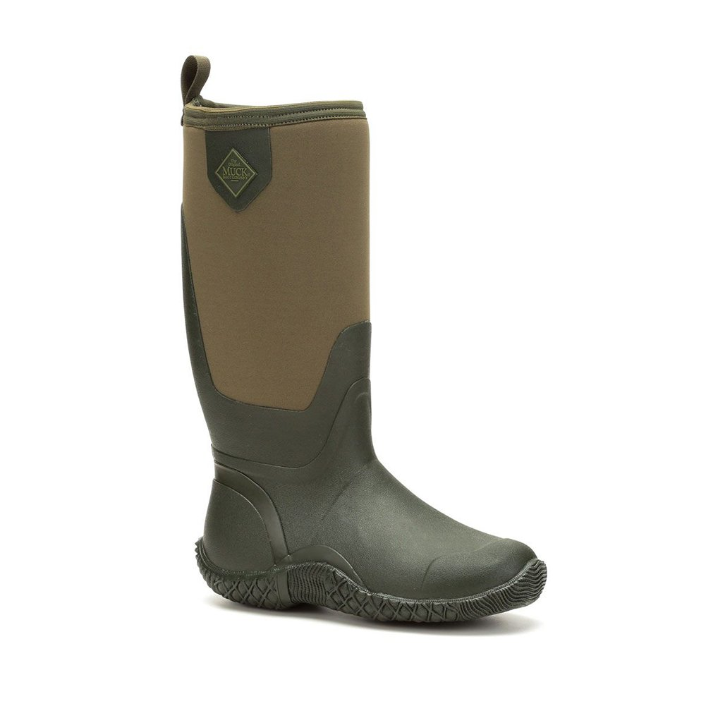 Muck Boot Women's Blaze Tall Boots B07DGL74VY 9 B(M) US|Moss Green