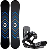 2117 Of Sweden Berg 160 Mens Snowboard + Sapient Stash Bindings - Fits US Mens Boots Sized: 8,9,10,11,12