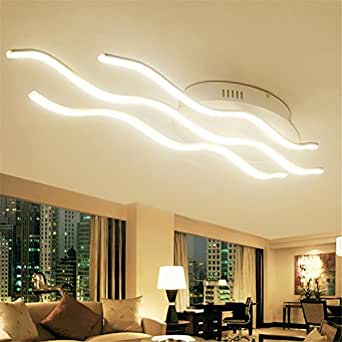 BMEI Modern LED Ceiling Lights acrylic living room bedroom ...
