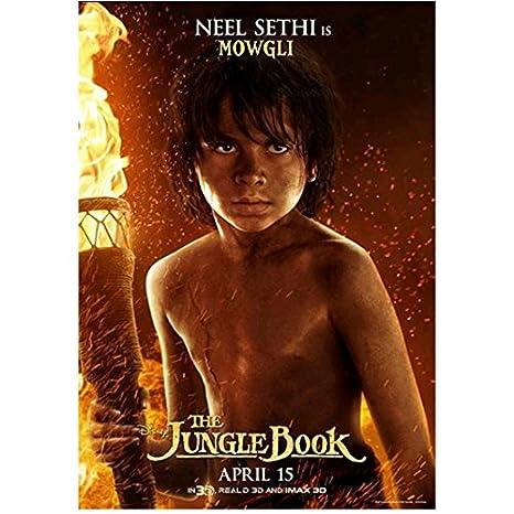 Mowgli Jungle Book Video 2016