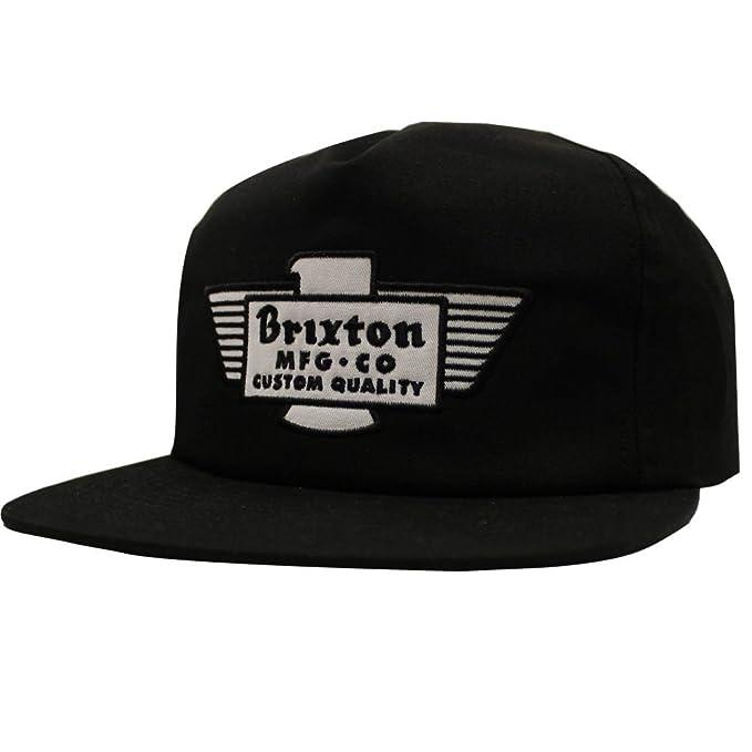 Brixton - Gorra de béisbol - para hombre Negro negro