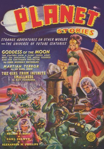 Planet Stories - Spring 1940: Adventure House Presents: