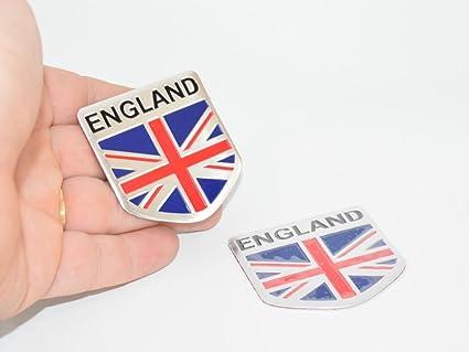 Amazon Com Uk England Great Britain Union Jack 5cm License Plate