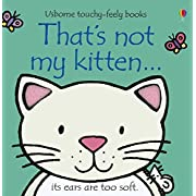 That's Not My Kitten (Usborne Touchy Feely)