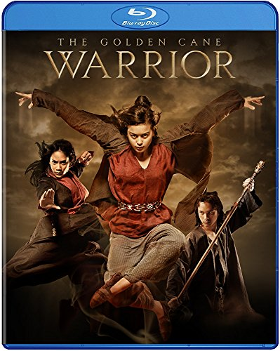 The Golden Cane Warrior [Blu-ray]
