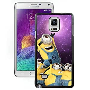 Hot Sale And Popular Samsung Galaxy Note 4 Case Designed With Despicable Me 19 Samsung Note 4 Phone Case