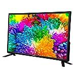 eAirtec 81 cm (32 inches) HD Ready Smart LED TV 32DJSM (Black) (2020 Model)