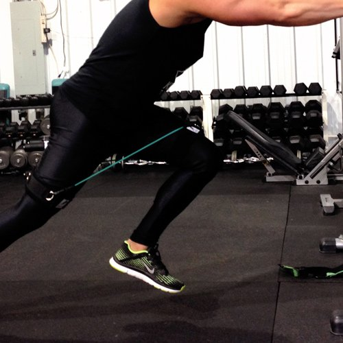 Kbands | Speed and Strength Leg Resistance Bands | Official Kbands Training