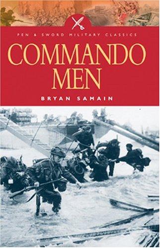 Commando Men ebook