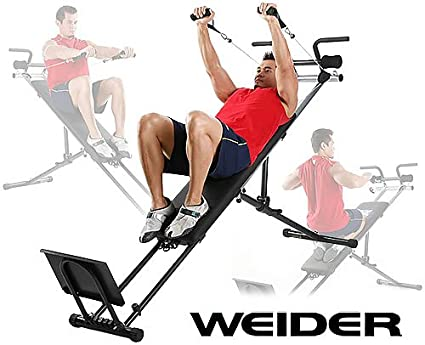 Weider total body works 5000 exercises