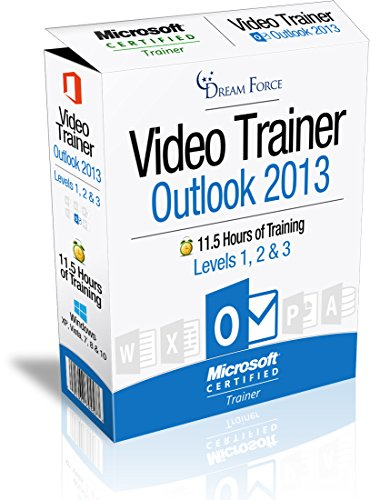 Outlook 2013 Training Videos Specialist product image