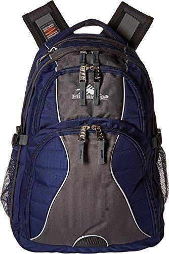 High Sierra Swerve Laptop Backpack, True Navy/Mercury