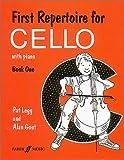 First Repertoire for Cello, Pat Legg, 0571516416