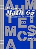 Math 65: An Incremental Development
