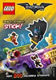The LEGO (R) BATMAN MOVIE: Ready, Steady, Stick! (Lego (R) DC Comics)
