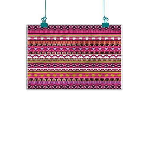 - J Chief Sky Pink,Bedroom Wall Decor W 28