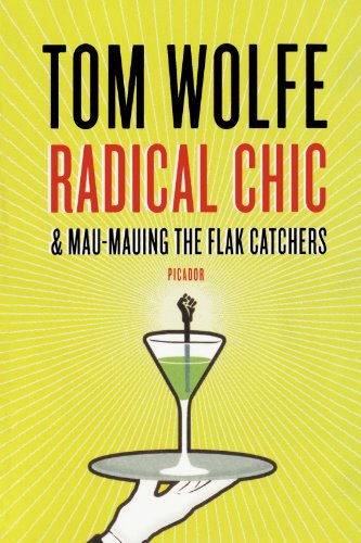Radical Chic and Mau-Mauing the Flak Catchers cover