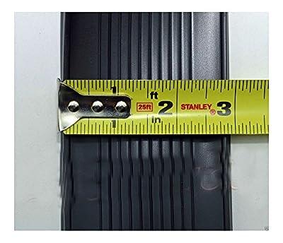 For 18' Wide Door - Garage Door Bottom Weather Seal T Style