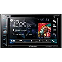 Pioneer AVHX2700BS Double DIN/BLUETOOTH/SIRIUS/DVD/MIXTRAX/APPMODE Car Receiver (Discontinued by Manufacturer)