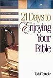 Enjoying Your Bible, Todd Temple, 0310217458