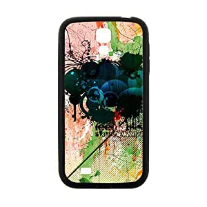 Charming Graffiti Pattern Hot Seller High Quality Case Cove For Samsung Galaxy S4
