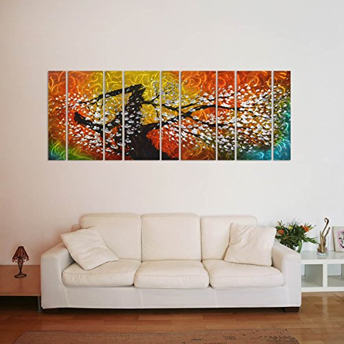 Wall26 3 Piece Canvas Wall Art Luxury Gold Abstract