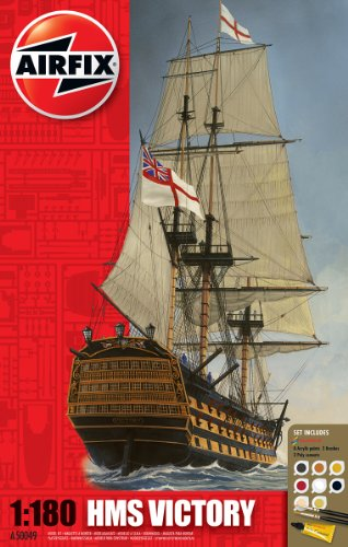 - Airfix 1:180 HMS Victory Gift Set