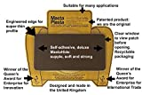 MastaPlasta Self-Adhesive Patch for Leather and