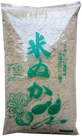 米ぬか 保存方法