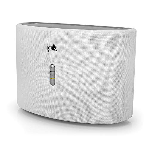 Polk Audio Omni S6 Portable Wireless Speaker White POLK OMNI S6, WHITE