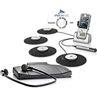 Philips Philips T Complete Digital Conference Recording and Transcription Kit