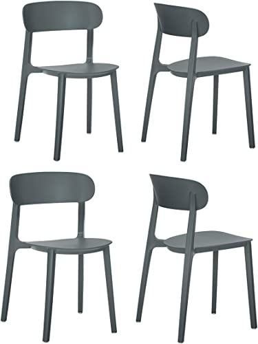 4 x CozyBlock Campus Series Side Chair