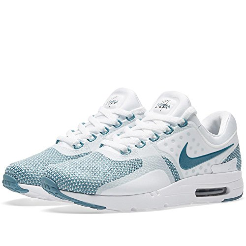 info for 92e88 fcc4e Galleon - Nike Men s Air Max Zero Essential Blue White Obsidian 876070-003  (SIZE  9.5)