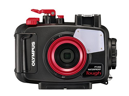 Olympus Underwater Housing PT-058 for the Olympus TG-5 Digital Camera