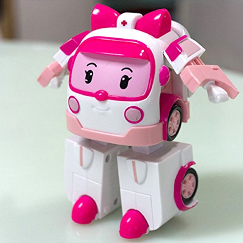 Robocar poli amber transforming robot toy buy online in uae toys and games products in - Robocar poli ambre ...