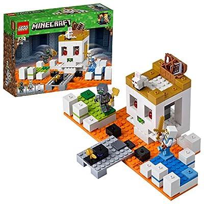 LEGO Minecraft The Skull Arena Costruzioni