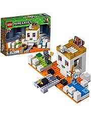 LEGO Minecraft The Skull Arena 21145 Playset Toy
