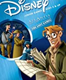 Disney's Atlantis: The Lost Empire - The Lost Games - PC/Mac