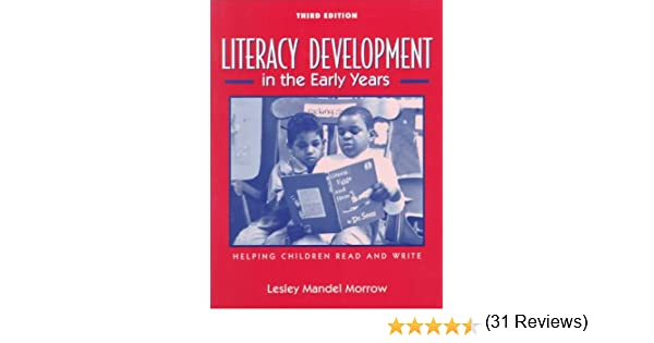 Amazon.com: Literacy Development in the Early Years: Helping ...