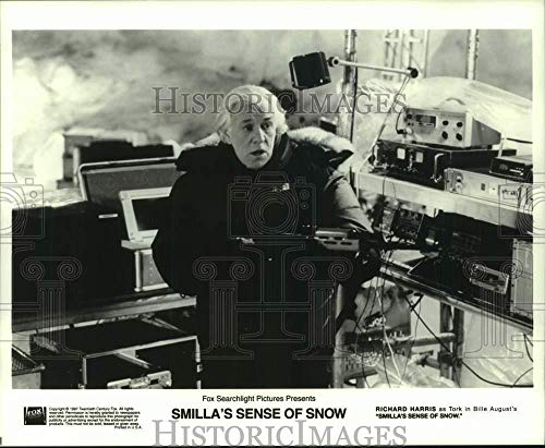 Vintage Photos 1997 Press Photo Richard Harris as Tork in Smilla's Sense of Snow - hcp12616
