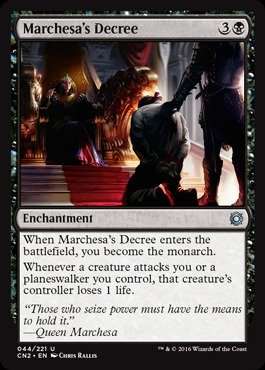 Magic: the Gathering - Marchesa's Decree - Conspiracy 2: Take the Crown