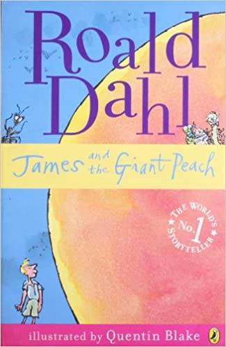james and the giant peach theme